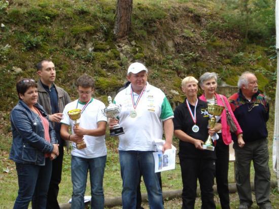 2012. 2ème division EF moulinet à Felletin