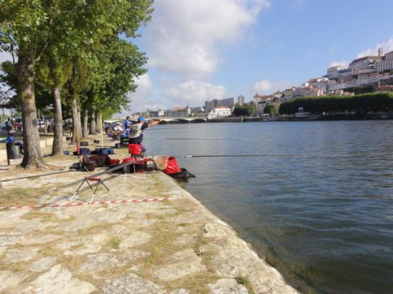 Championnat du Monde des pêcheurs handicapés au Portugal