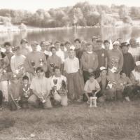 1993. Minimes et Cadets à Cherpont.