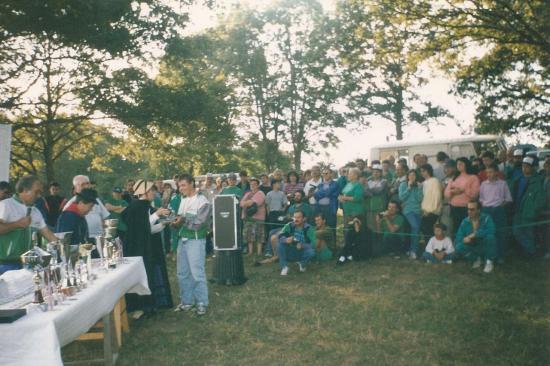 1993. Minimes et Cadets à Cherpont