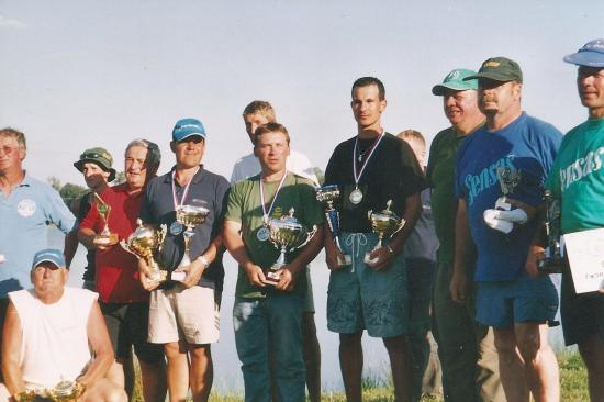 2004. 1ère division Corpo