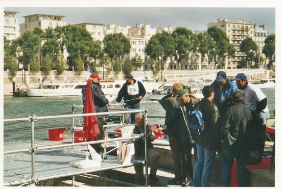 Championnat du Monde 2001 à Paris