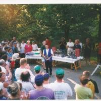 2000. Championnat de France Juniors à Felletin.