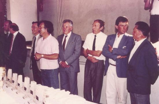 Les personnalités entourant le Président